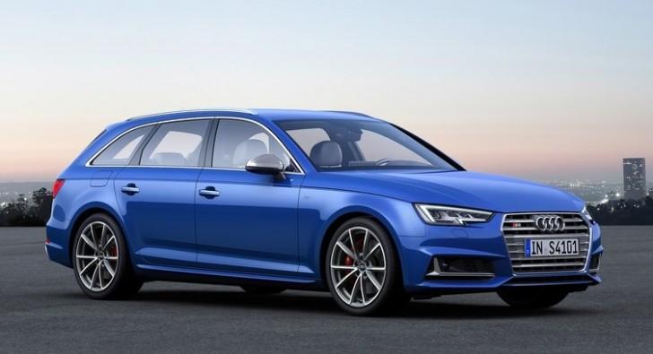 Audi S4 Avant 2017 3