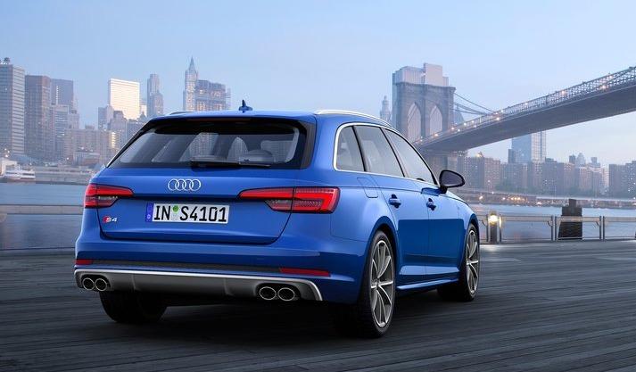 Audi S4 Avant 2017 5