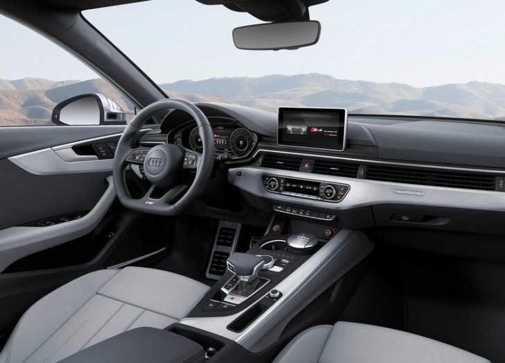 Audi S4 Avant 2017 6
