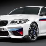 BMW 「新型M2 Coupe M Performance Parts 2016」デザイン画像集