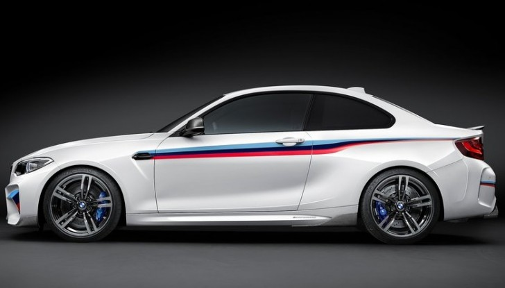 BMW M2 Coupe M Performance Parts 2016 03