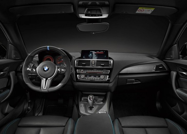 BMW M2 Coupe M Performance Parts 2016 06