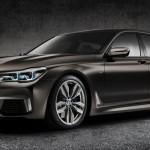 BMW「新型M760Li xDrive 2017」デザイン画像集