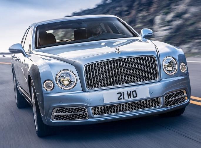 Bentley Mulsanne 2017 01