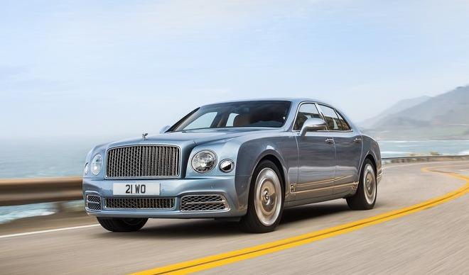 Bentley Mulsanne 2017 02