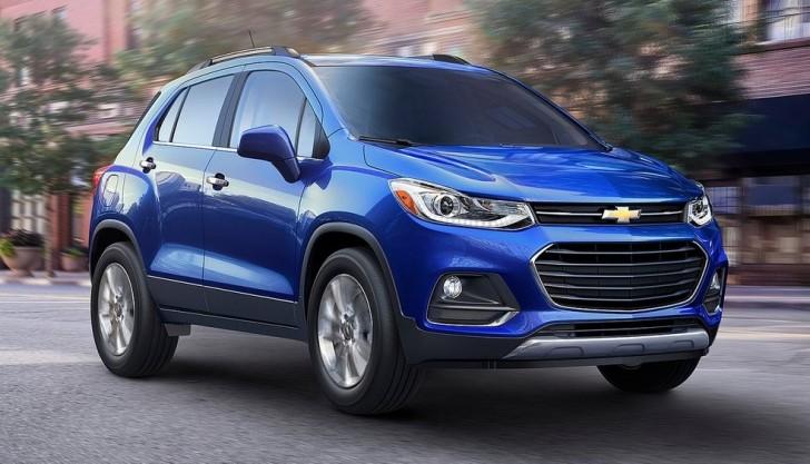 Chevrolet Trax 2017 01