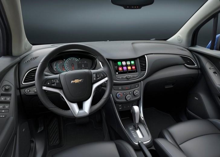Chevrolet Trax 2017 04