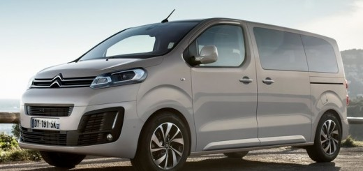 Citroen SpaceTourer 2016 01
