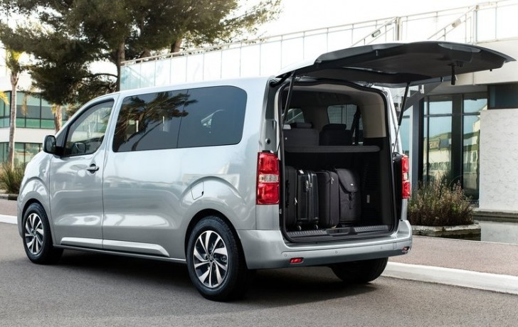 Citroen SpaceTourer 2016 04