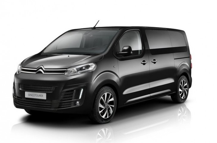 Citroen SpaceTourer 2016 05