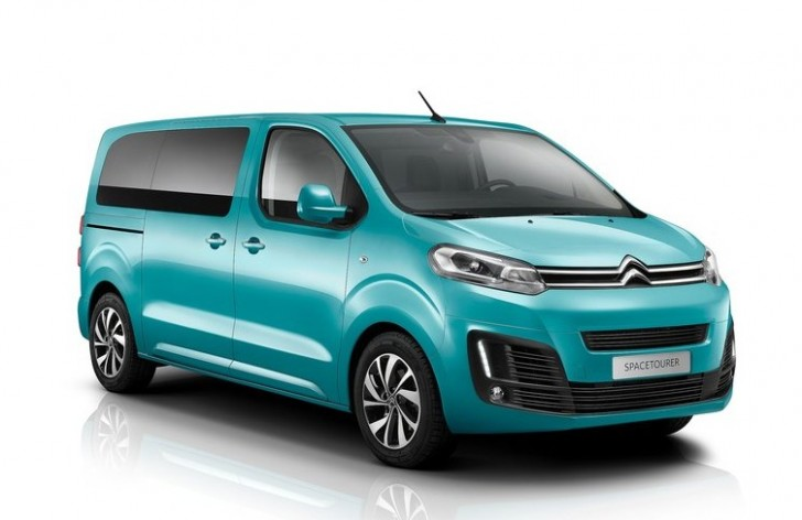 Citroen SpaceTourer 2016 06