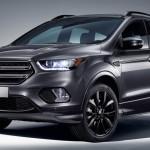 フォード「新型クーガ 2017」デザイン画像集