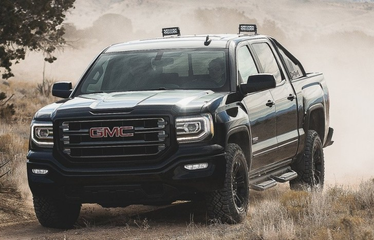 GMC Sierra All Terrain X2016 01