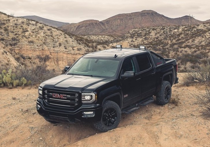 GMC Sierra All Terrain X2016 02