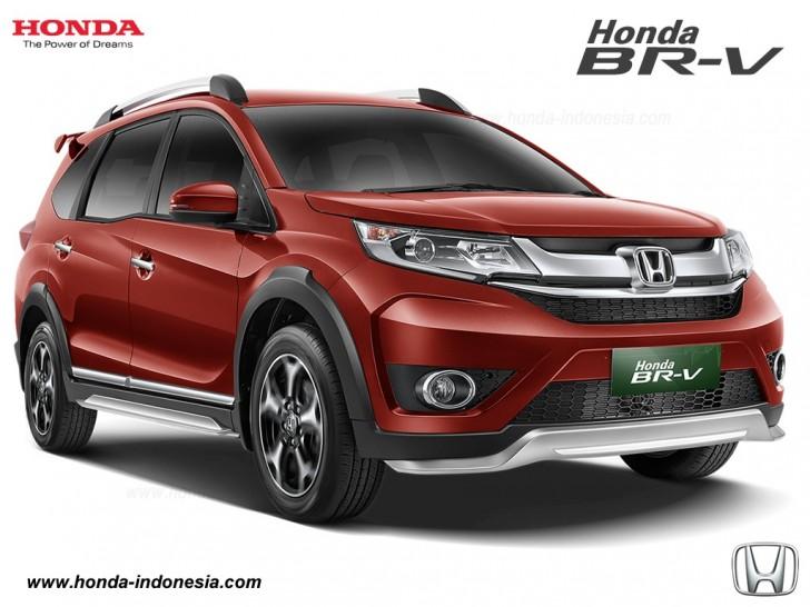 HONDA BR-V 05
