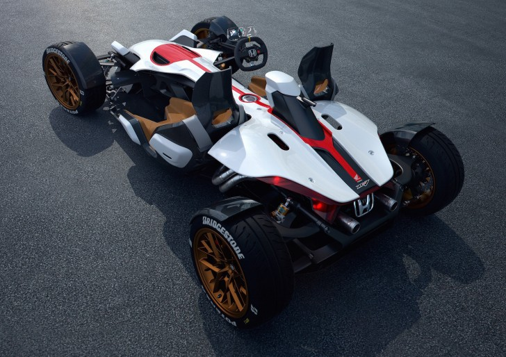 Honda Project 2&4 powered by RC213V 2