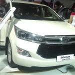 トヨタ「イノーバ・クリスタ」=インドNo.1ミニバン2代目モデル発表;デザイン画像集