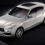 マセラティ「新型レヴァンテ」=Maserati初のSUV発表;デザイン画像集