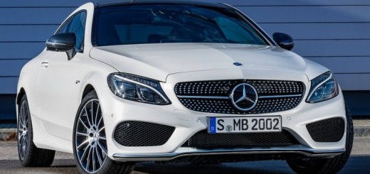 Mercedes-Benz C43 AMG 4Matic Coupe 2017 01