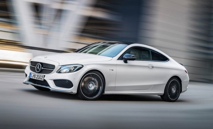 Mercedes-Benz C43 AMG 4Matic Coupe 2017 02