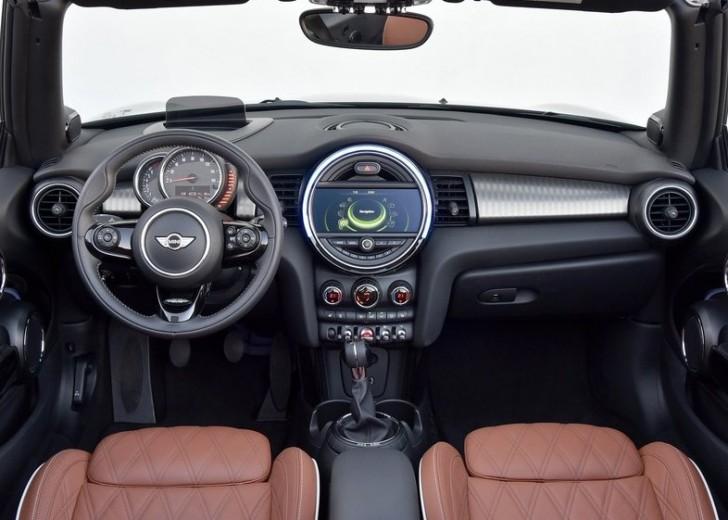 Mini Cooper S Convertible 2016 08