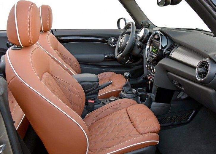 Mini Cooper S Convertible 2016 10