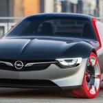 オペル「新型GT Concept 2016」デザイン画像集