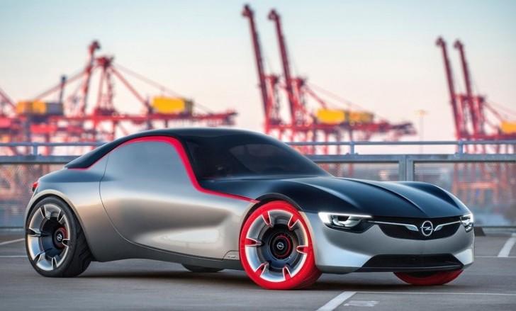 Opel GT Concept 2016 02