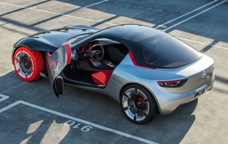 Opel GT Concept 2016 06