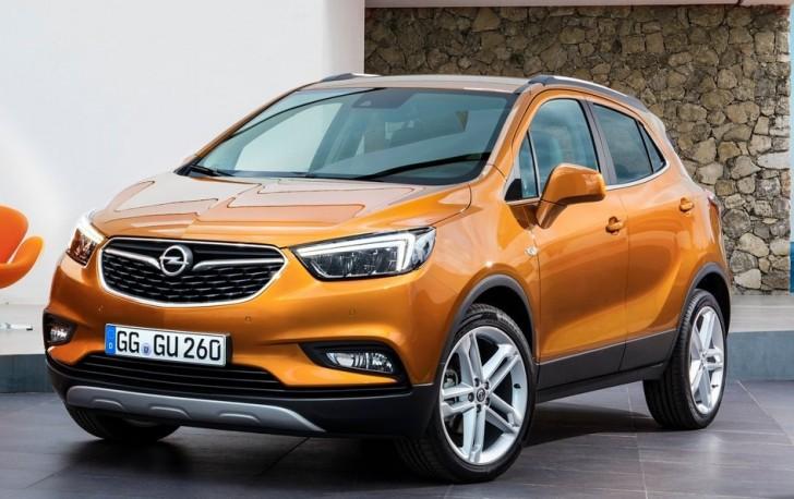 Opel Mokka X2017 01