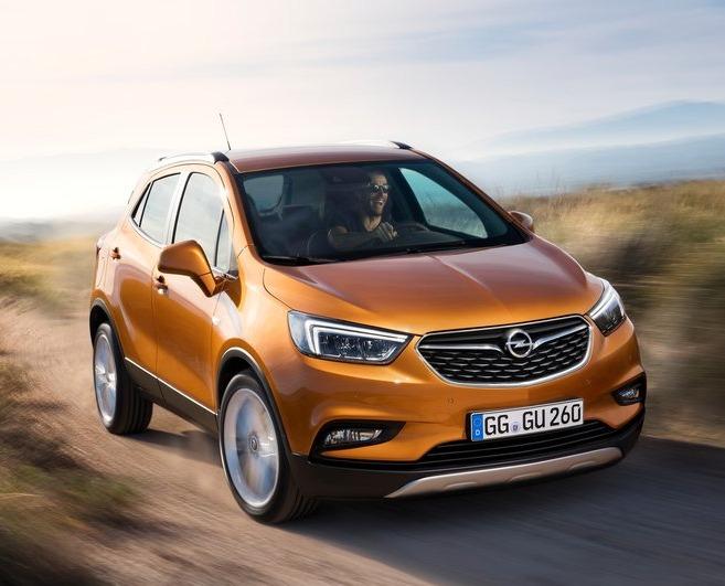 Opel Mokka X2017 02