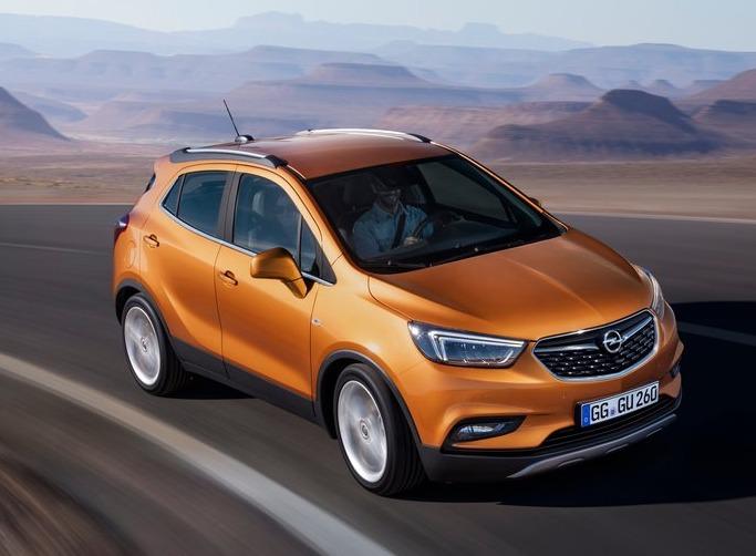 Opel Mokka X2017 03