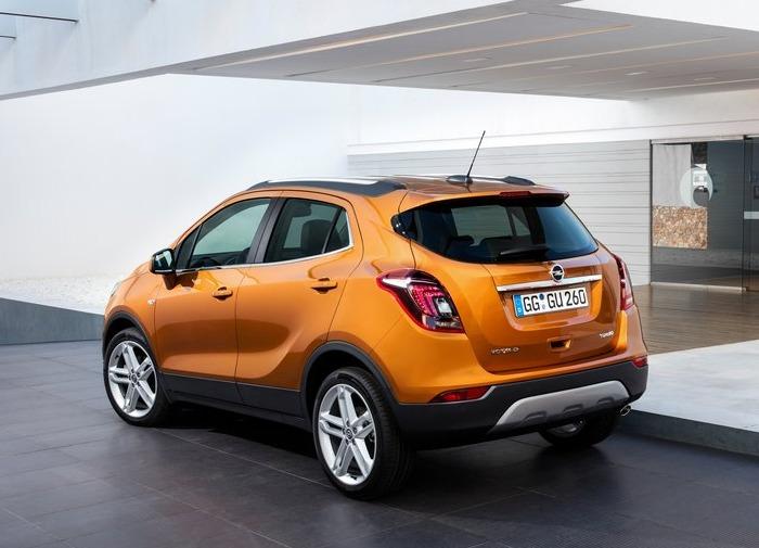 Opel Mokka X2017 05