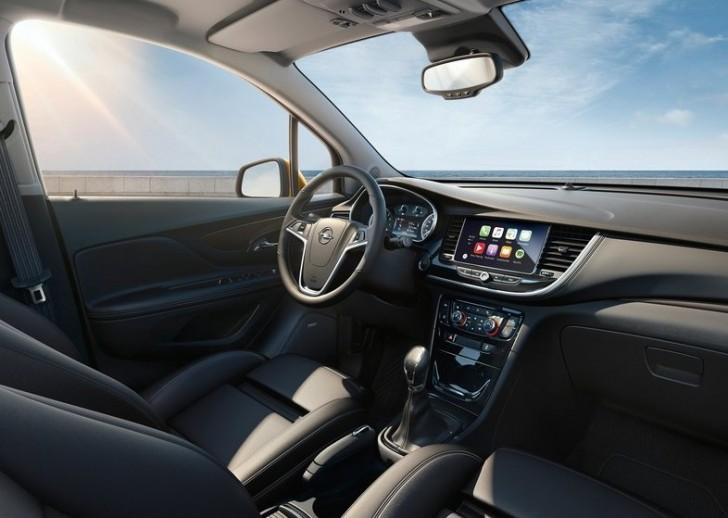 Opel Mokka X2017 06