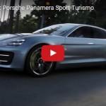 ポルシェ「新型Panamera Sport Turismo concept 2012」=パナメーラ・シューティンブレイク発表;コンセプトムービー