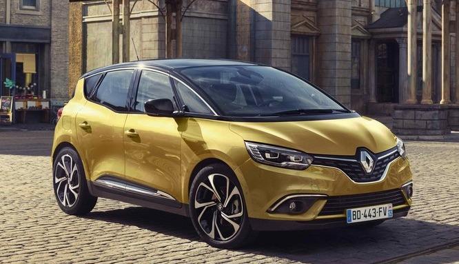 Renault Scenic 2017 01