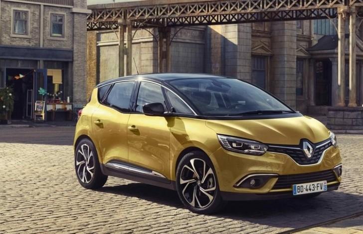 Renault Scenic 2017 03