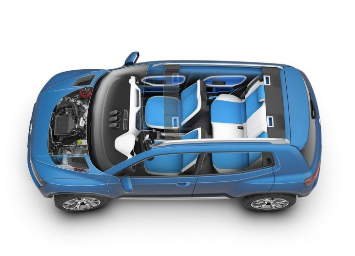 VW タイグンコンセプト 12