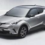 【スクープ】トヨタ「新型C-HR」公式発表前にデザイン流出!