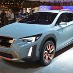 スバル「新型XV CONCEPT 2016」発表;実車デザイン画像集@ジュネーブ