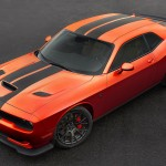 ダッジ「Challenger and Charger 2016」SRT Go Mango Orange;デザイン画像集