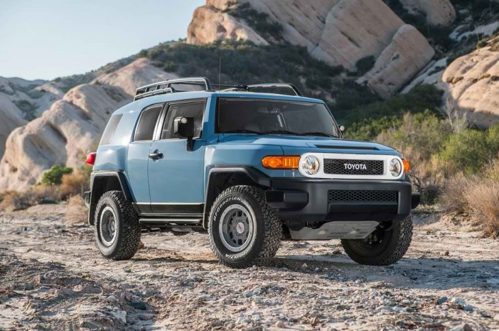 2017 Toyota FJ Cruiser Release Date Pictures