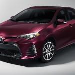 トヨタ「新型カローラ2017」50週年限定北米モデル発表;デザイン画像集