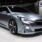 スバル「新型インプレッサ・5ドアコンセプト」発表;デザイン画像集@東京モーターショー