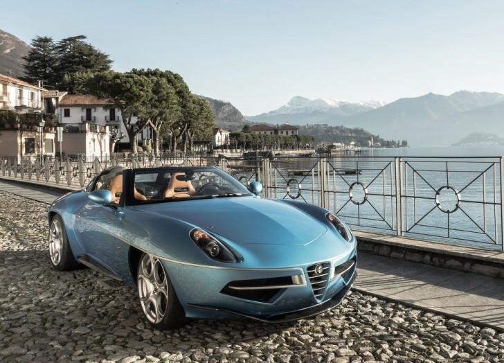 Alfa Romeo Disco Volante Spyder Touring 2016 01