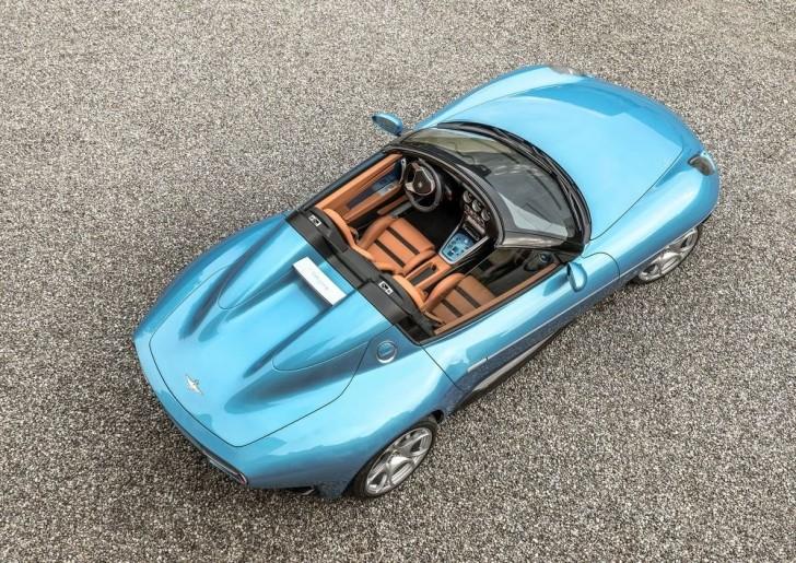 Alfa Romeo Disco Volante Spyder Touring 2016 03