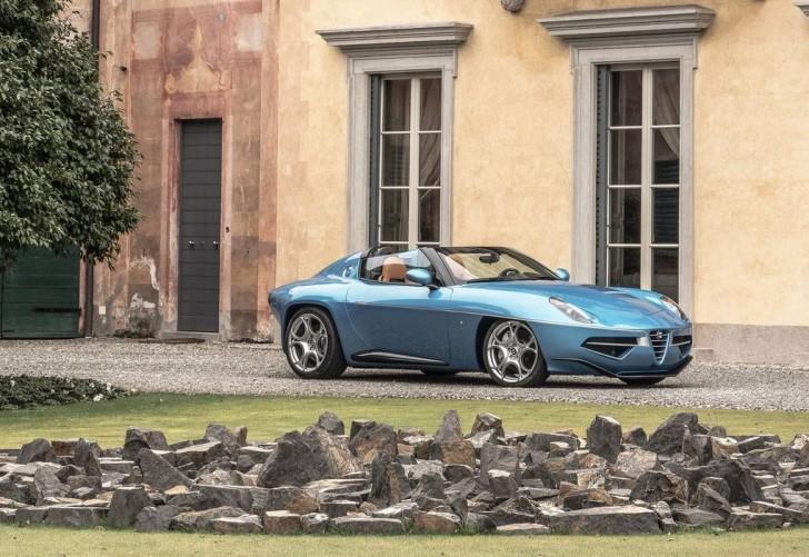 Alfa Romeo Disco Volante Spyder Touring 2016 04