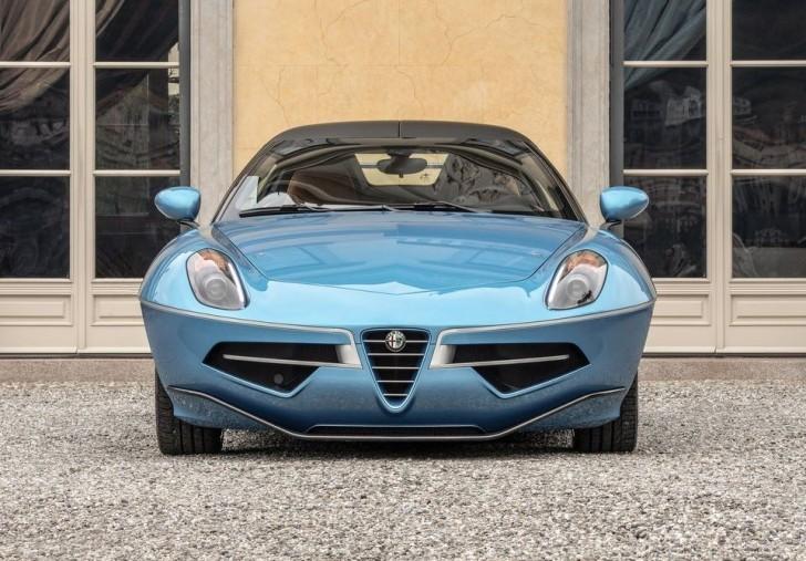 Alfa Romeo Disco Volante Spyder Touring 2016 08