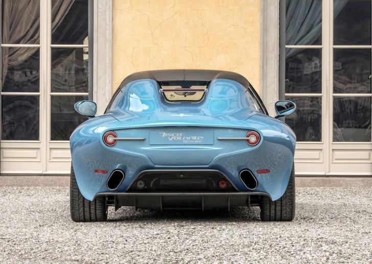 Alfa Romeo Disco Volante Spyder Touring 2016 09