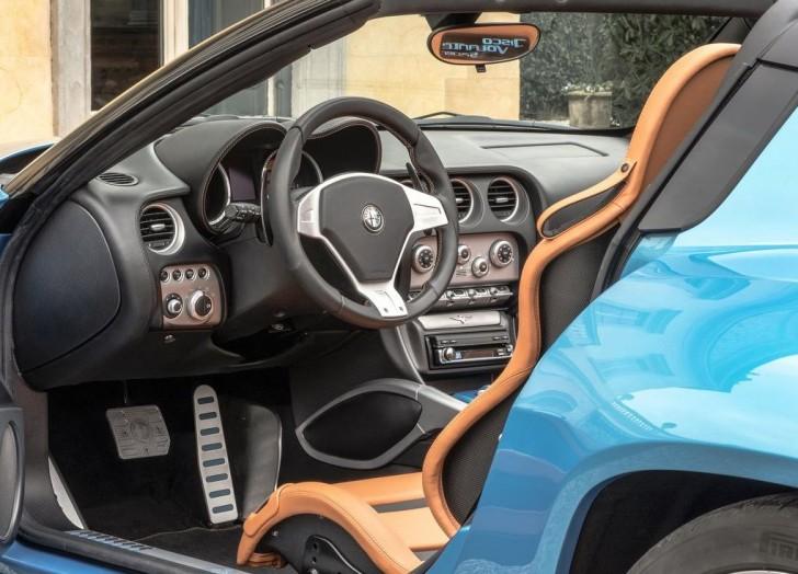 Alfa Romeo Disco Volante Spyder Touring 2016 10